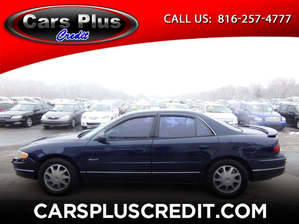 1999 Buick Regal 4dr Sdn LS