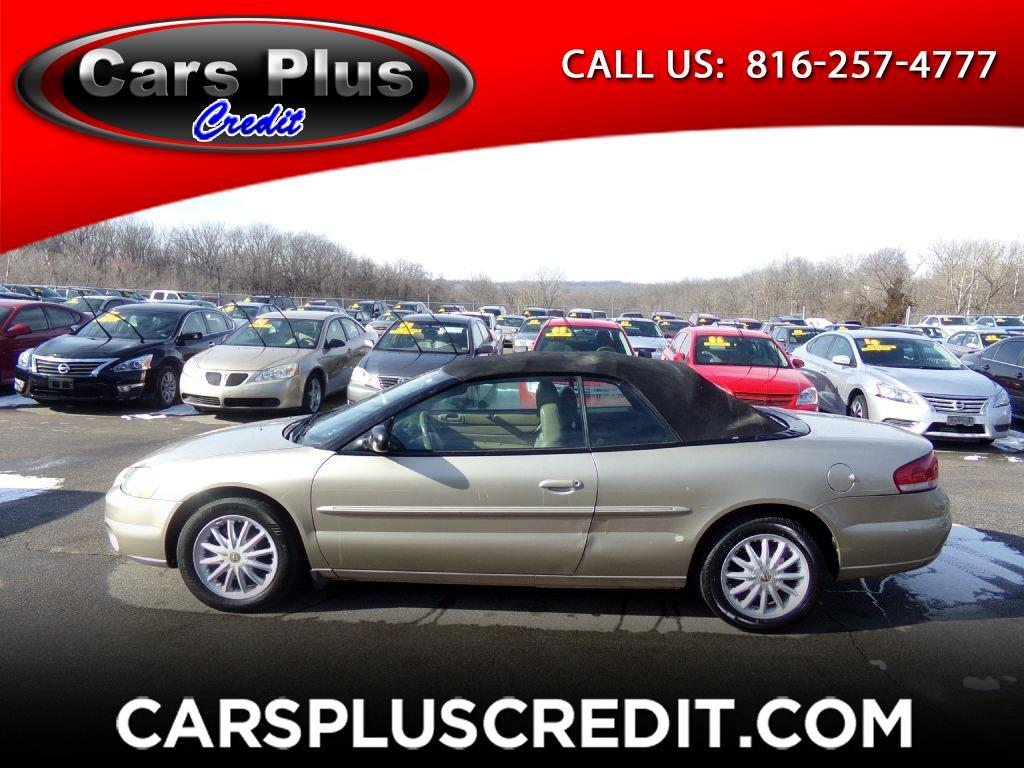 2003 Chrysler Sebring 2dr Convertible LXi