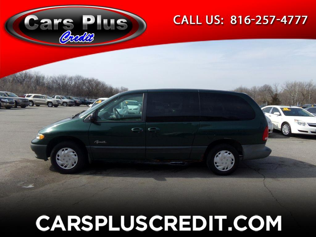 1999 Plymouth Voyager 4dr Grand SE 119