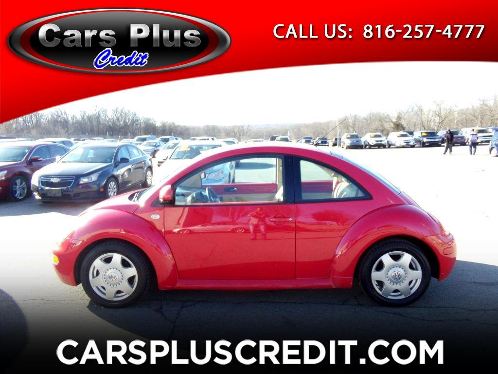 2000 Volkswagen New Beetle 2dr Cpe GLX Turbo Manual