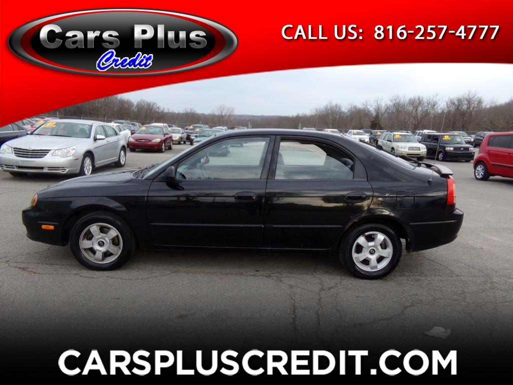 2003 Kia Spectra 5dr HB GS Manual