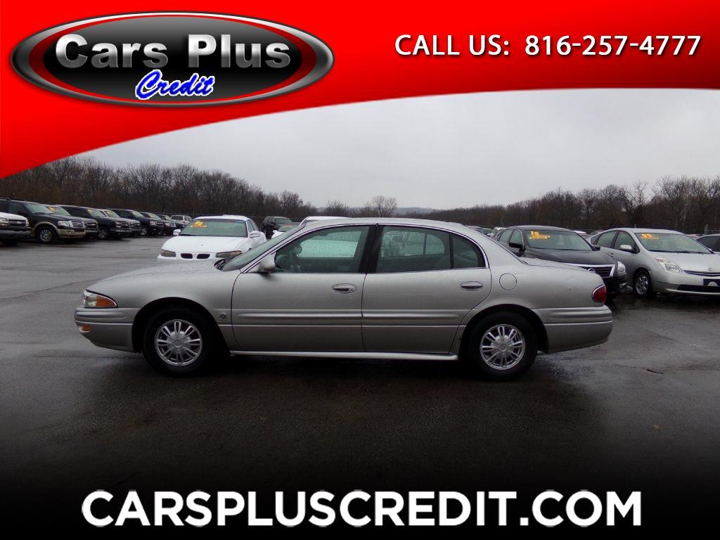 2005 Buick LeSabre 4dr Sdn Custom