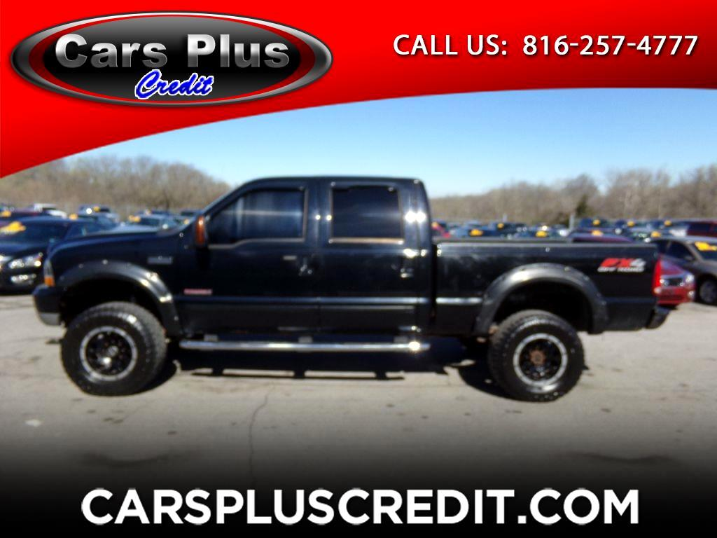 "2004 Ford Super Duty F-250 Crew Cab 156"" XL 4WD"