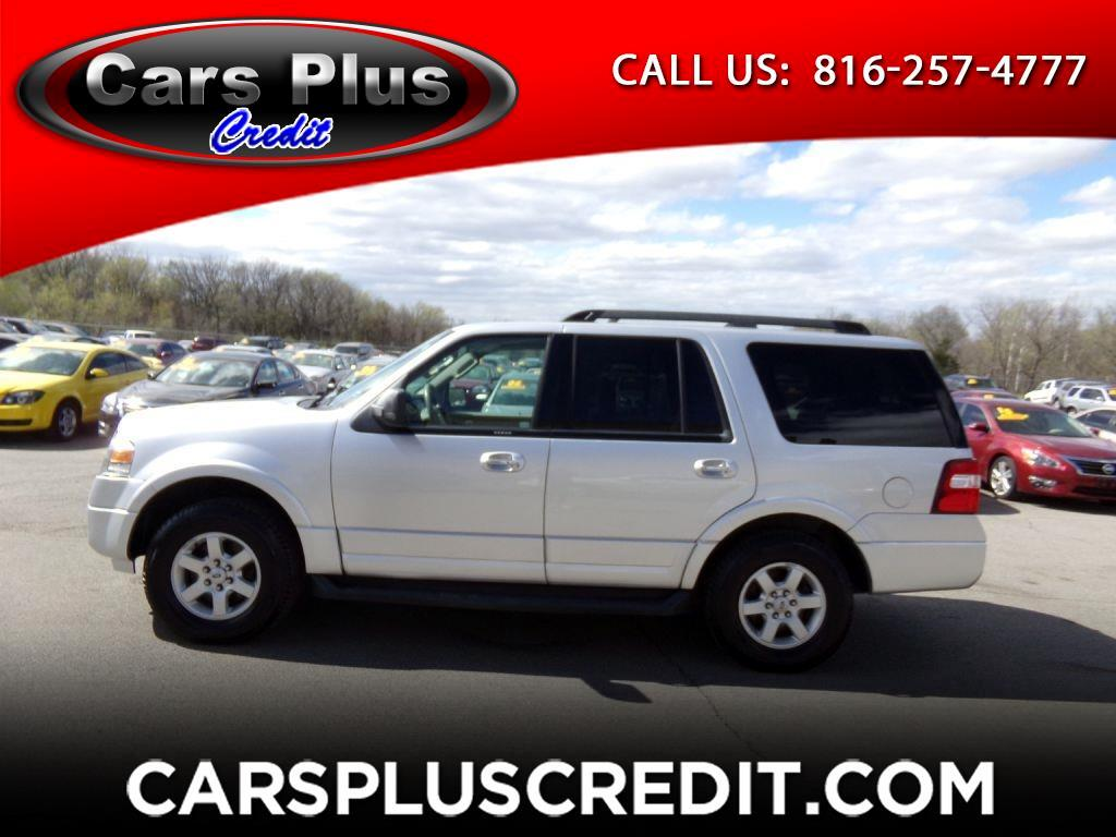 2010 Ford Expedition 4WD 4dr SSV