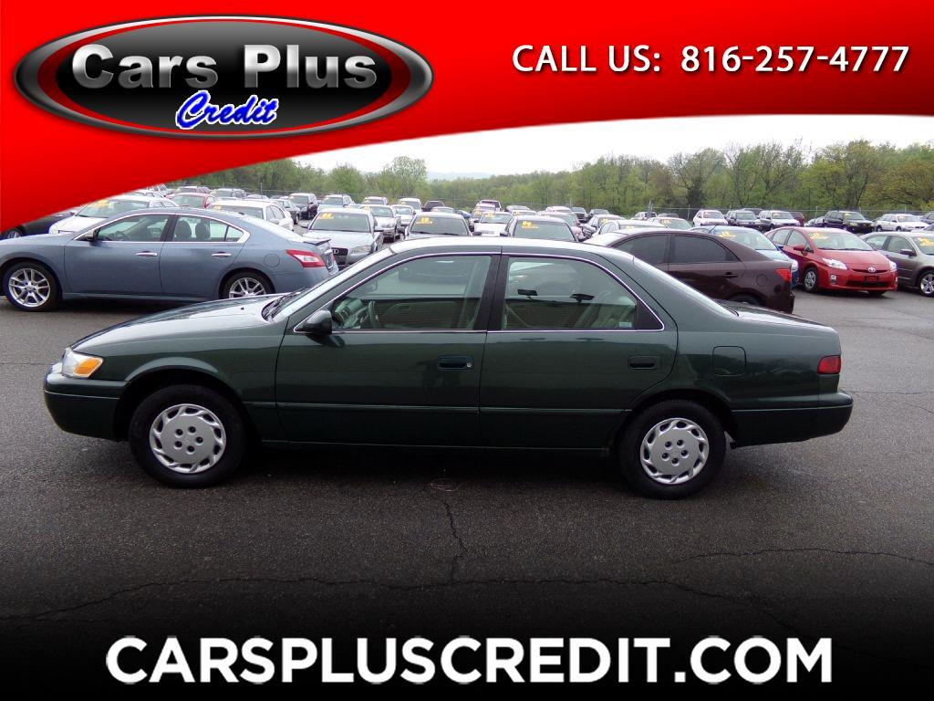 1999 Toyota Camry 4dr Sdn LE Auto