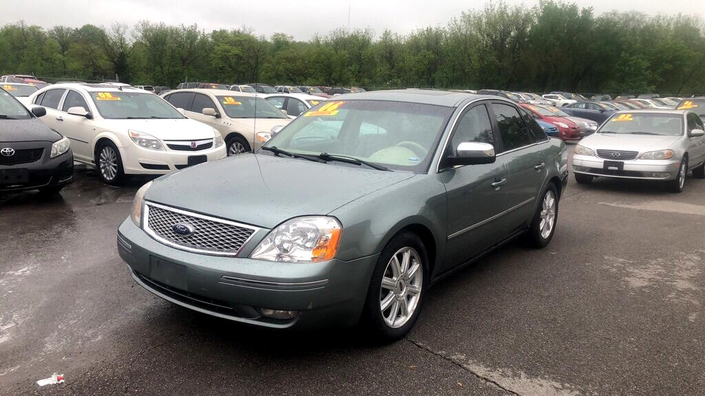 2006 Ford Five Hundred 4dr Sdn Limited