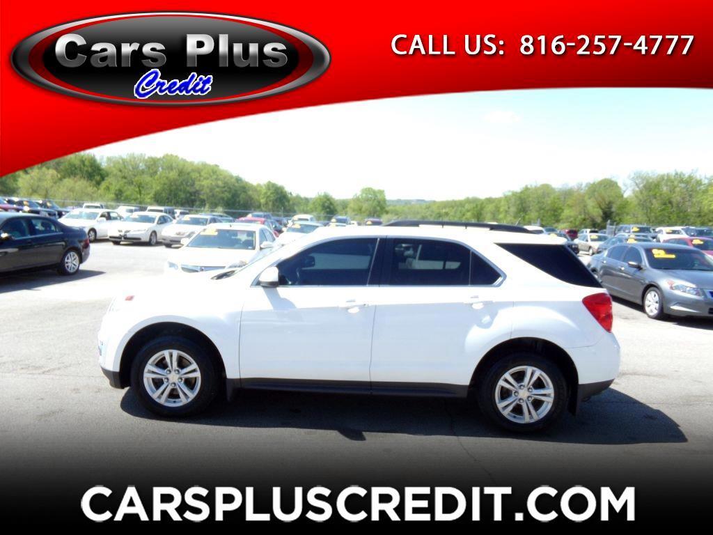 2011 Chevrolet Equinox AWD 4dr LT w/2LT