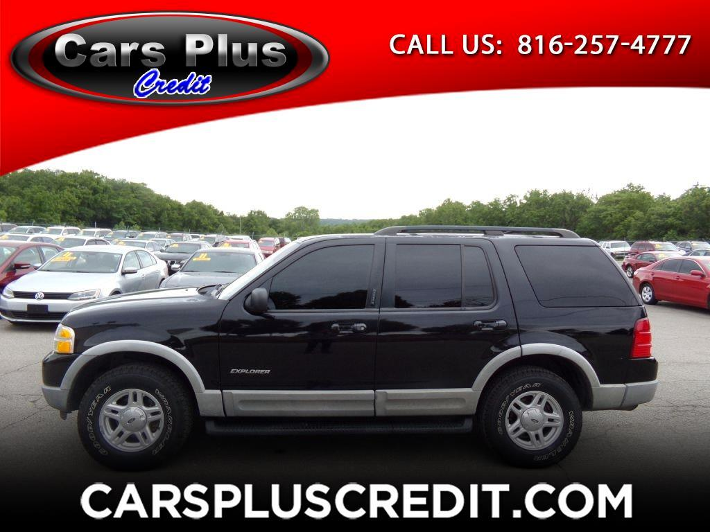 2002 Ford Explorer 4dr 114