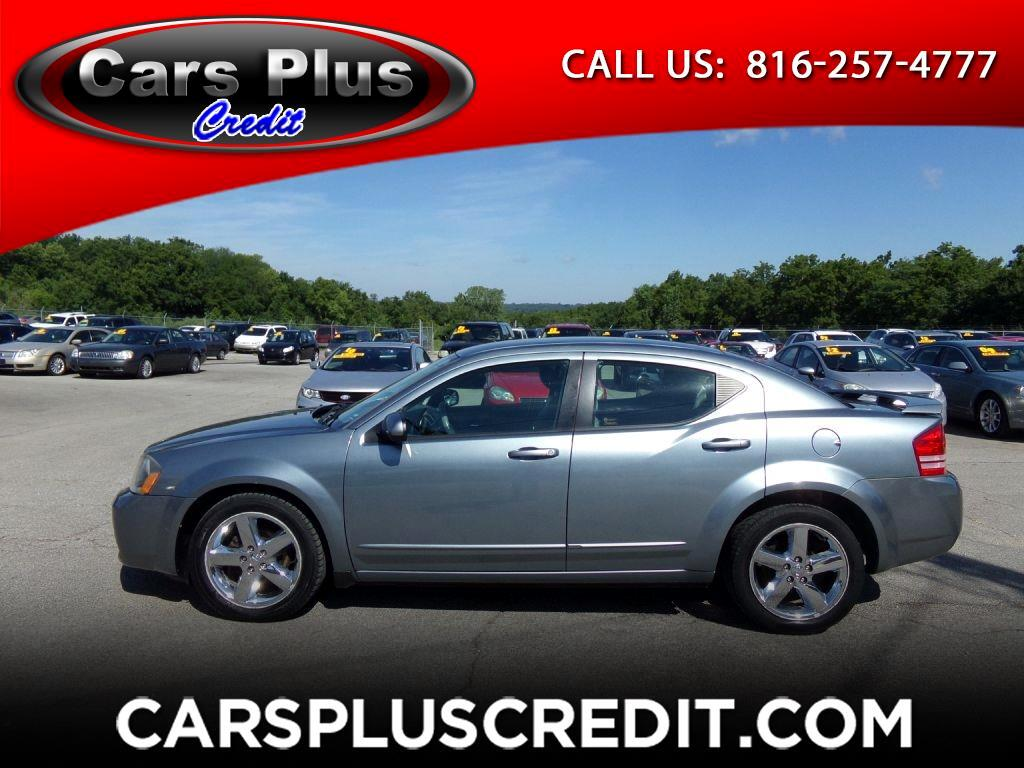2008 Dodge Avenger 4dr Sdn R/T AWD *Ltd Avail*