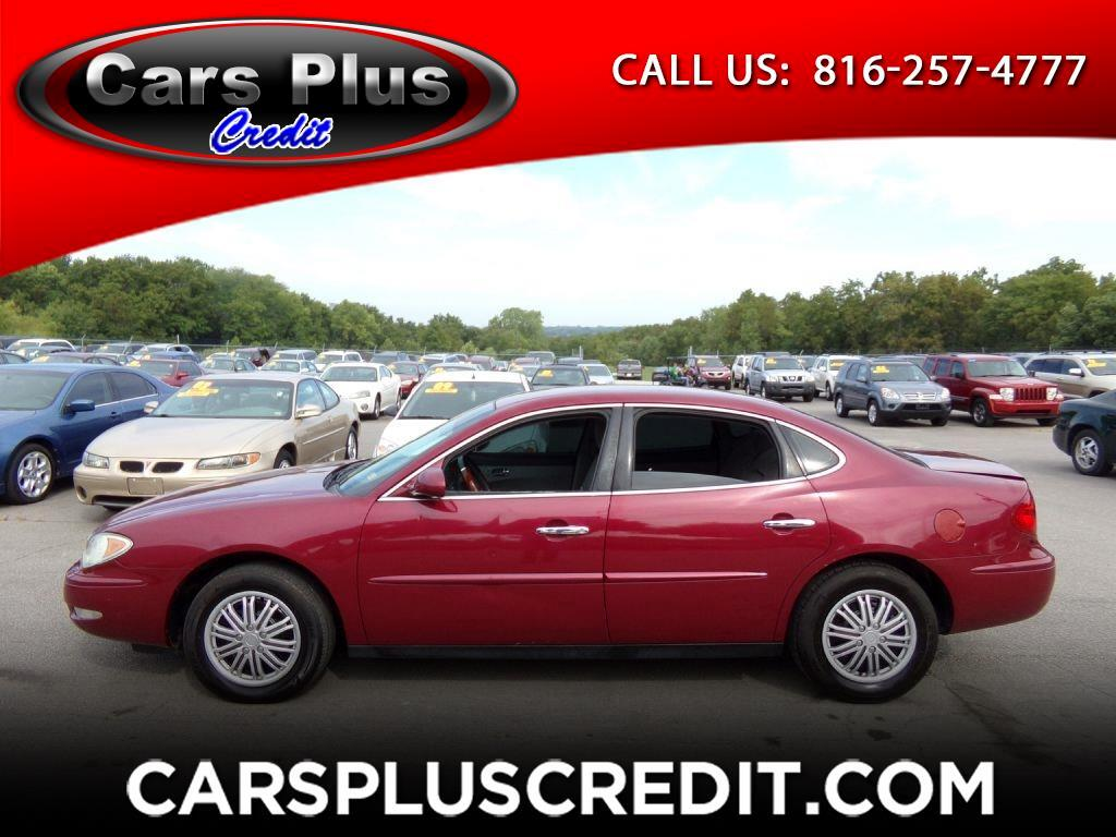 Buick LaCrosse 4dr Sdn CX 2005