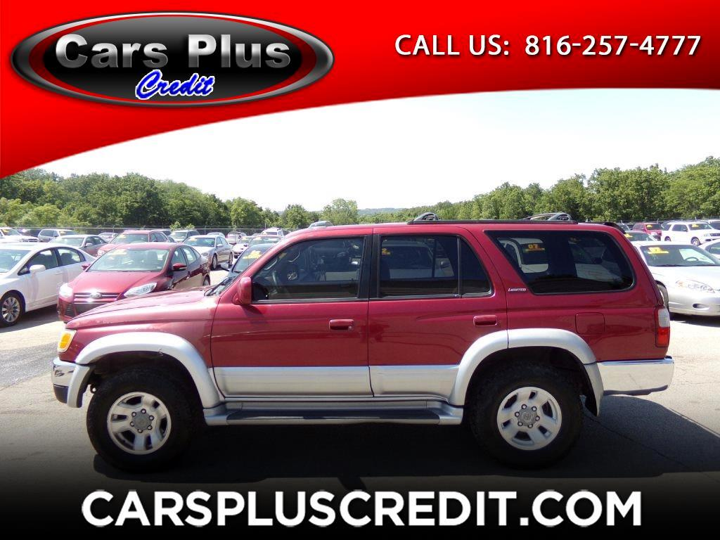 Toyota 4Runner 4dr Auto 4WD Limited 3.4L 1996