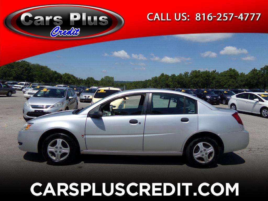 Saturn ION ION 1 4dr Sdn Auto 2003