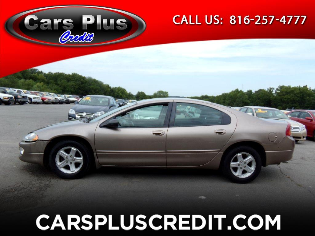 2002 Dodge Intrepid 4dr Sdn ES/SXT
