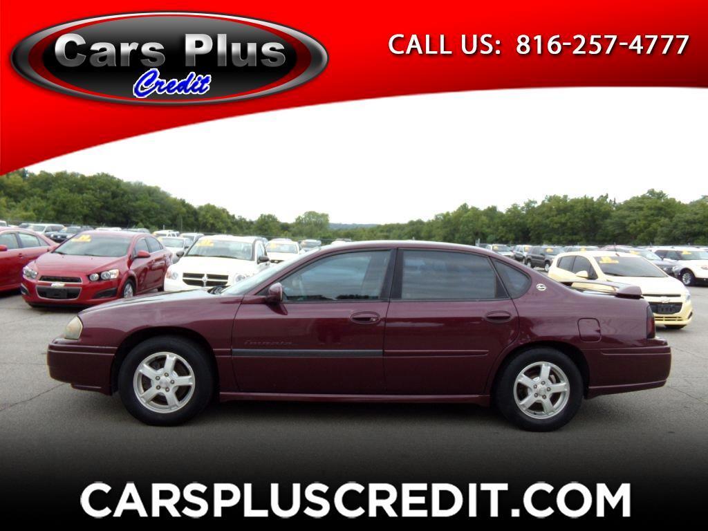 2004 Chevrolet Impala 4dr Sdn LS