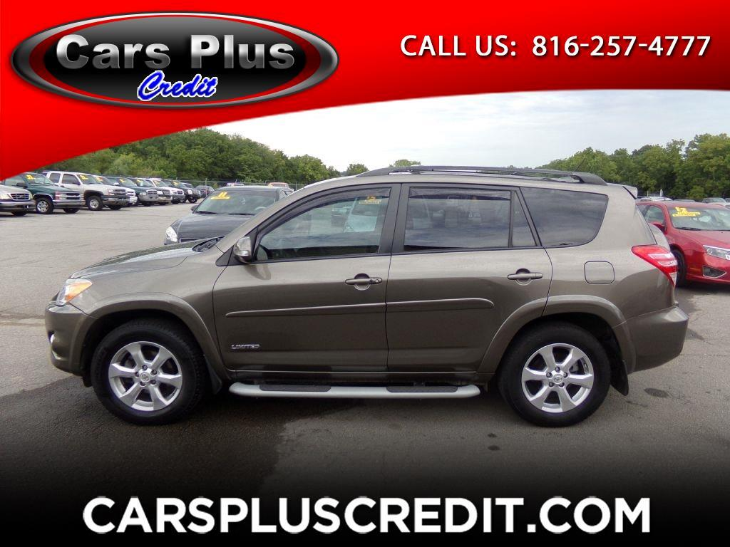 2010 Toyota RAV4 FWD 4dr V6 5-Spd AT Ltd (Natl)