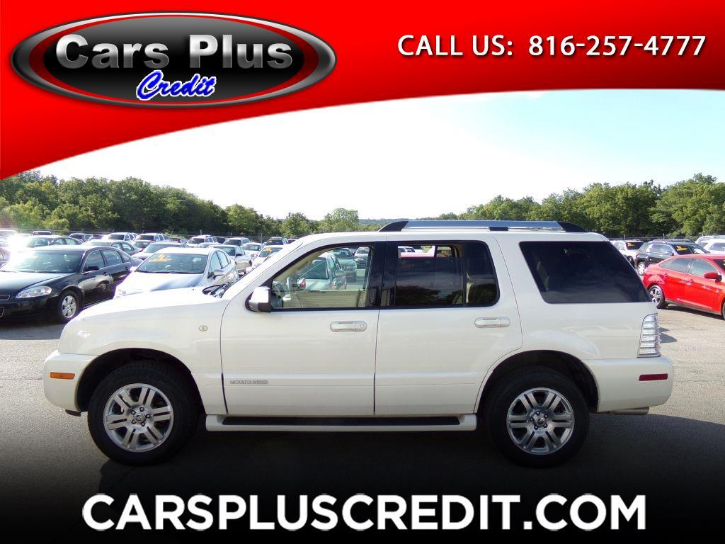 Mercury Mountaineer AWD 4dr V8 Premier 2007