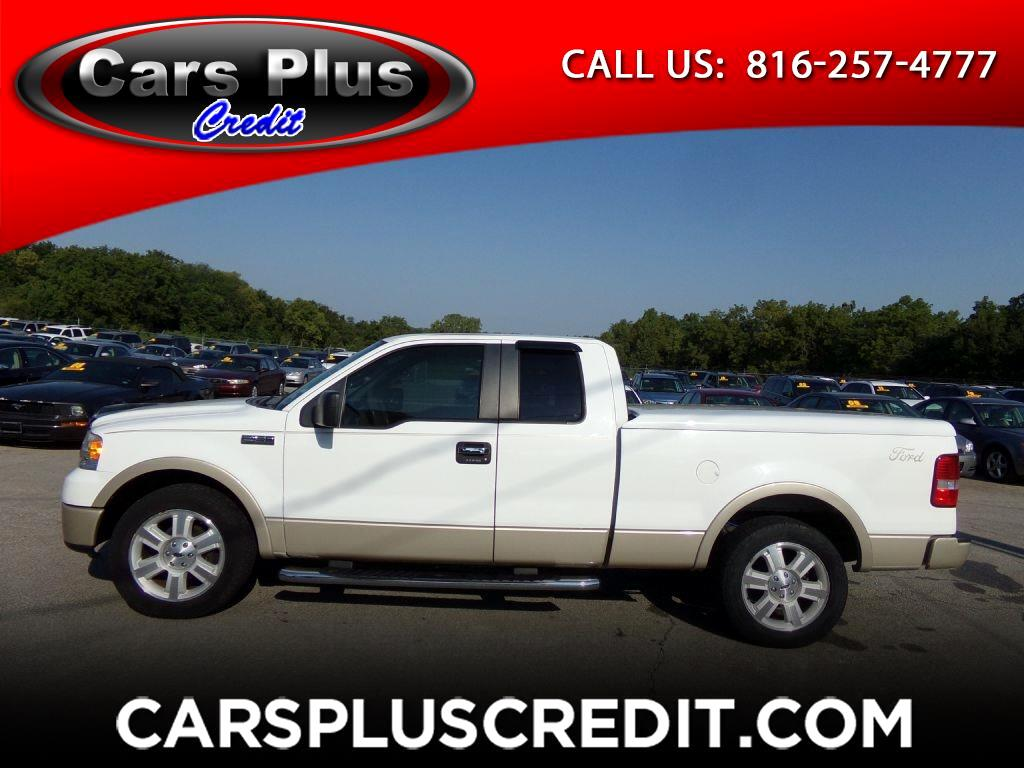 "Ford F-150 2WD SuperCab 145"" Lariat 2007"