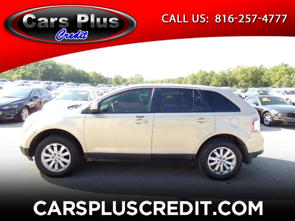Ford Edge FWD 4dr SEL PLUS 2007