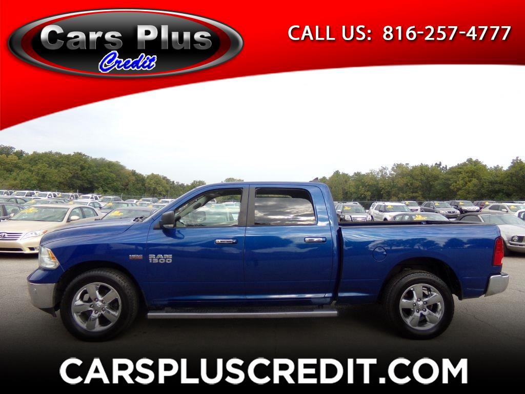 "Dodge 1500 4WD Crew Cab 149"" Big Horn 2015"