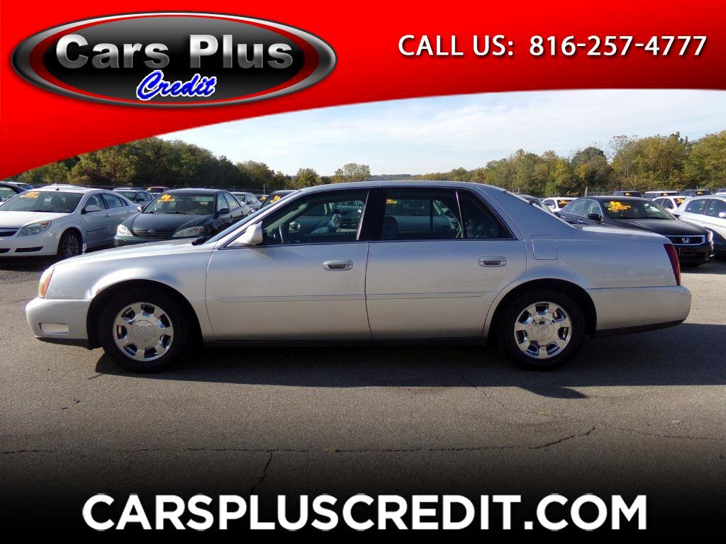 Cadillac DeVille 4dr Sdn 2002