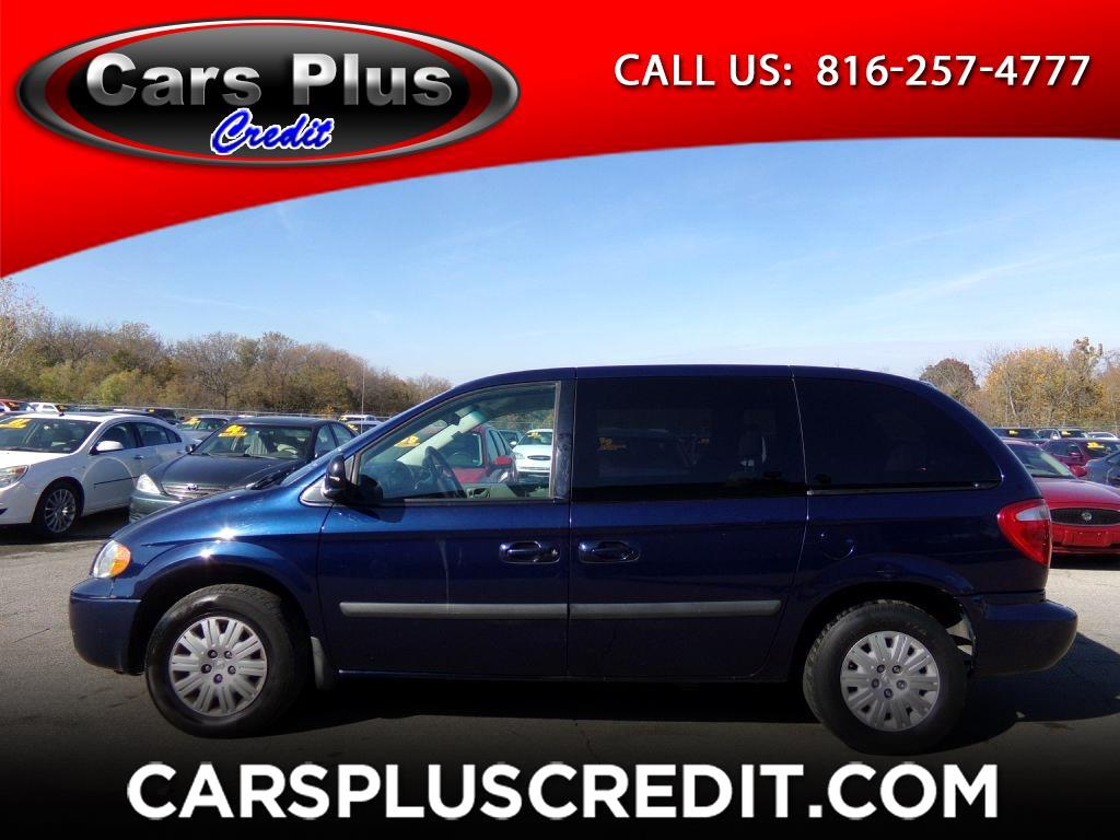 Chrysler Town & Country SWB 4dr 2006