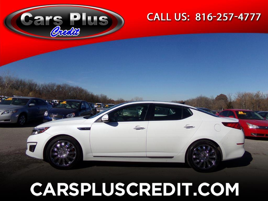 Kia Optima 4dr Sdn SXL Turbo 2014