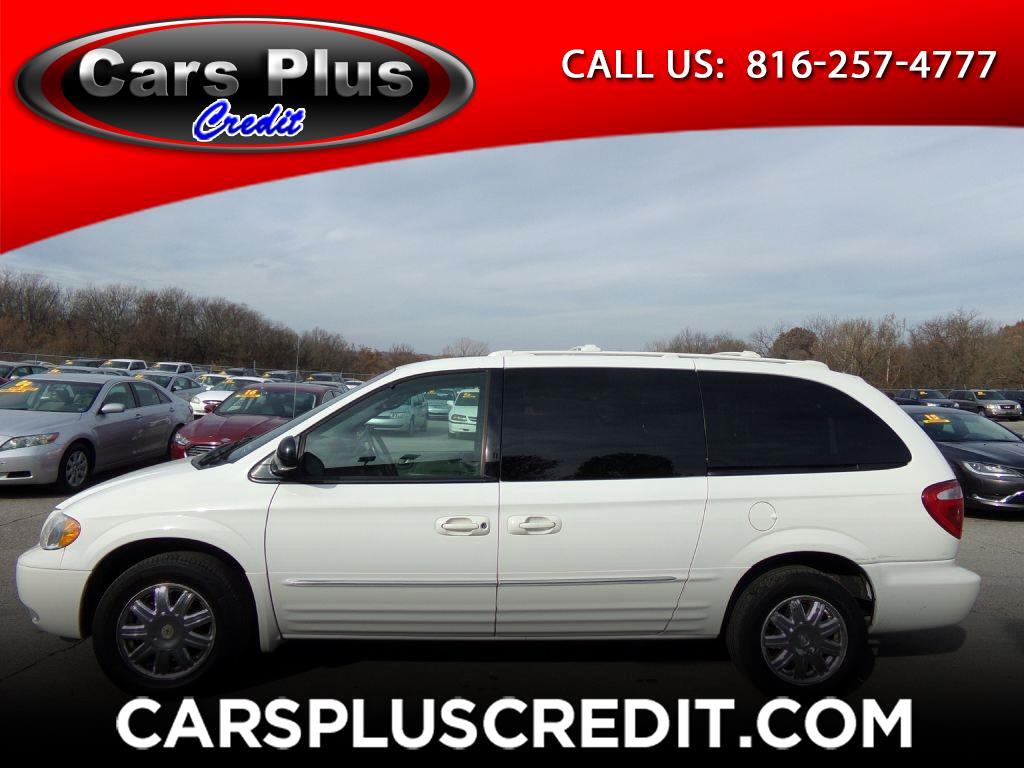Chrysler Town & Country 4dr Limited FWD 2004