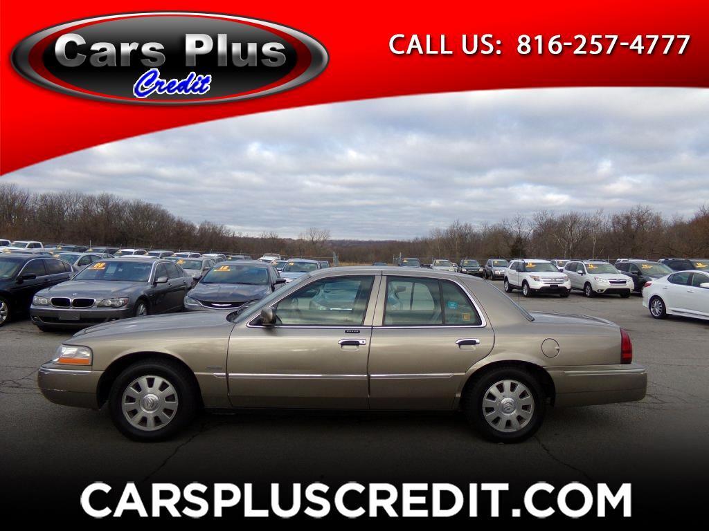 Mercury Grand Marquis 4dr Sdn LS Premium 2005