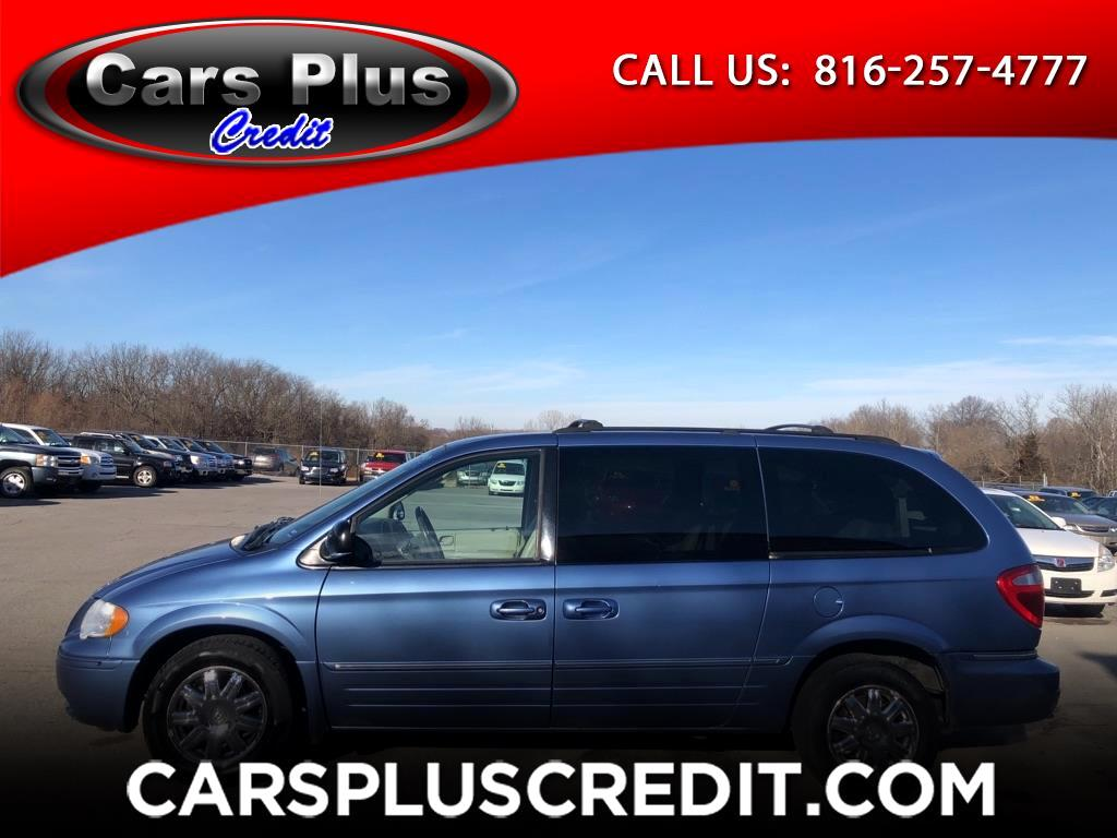 Chrysler Town & Country LWB 4dr Wgn Touring 2007
