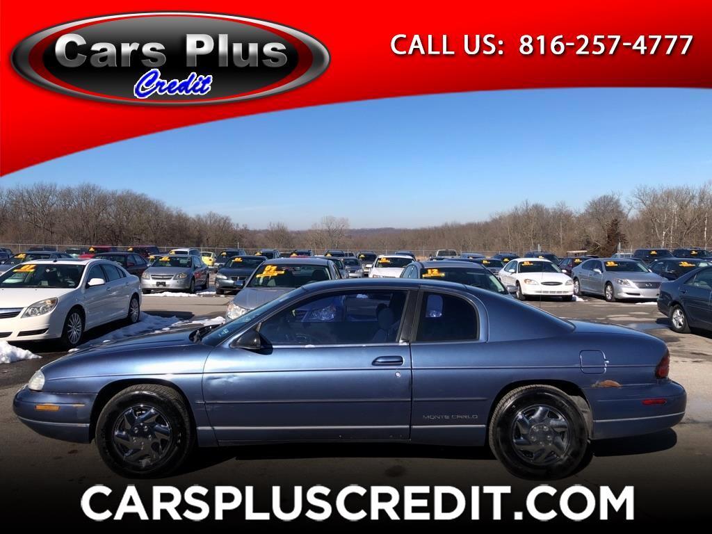 Chevrolet Monte Carlo 2dr Cpe LS 1998