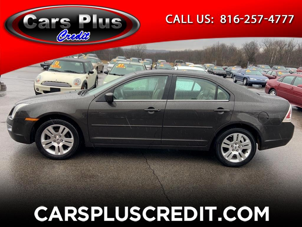 Ford Fusion 4dr Sdn I4 SEL 2006