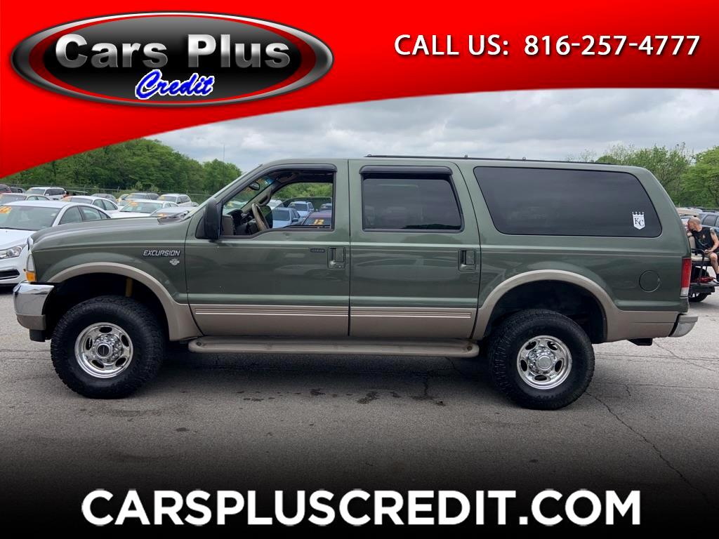"""Ford Excursion 137"""" WB Limited 4WD 2000"""