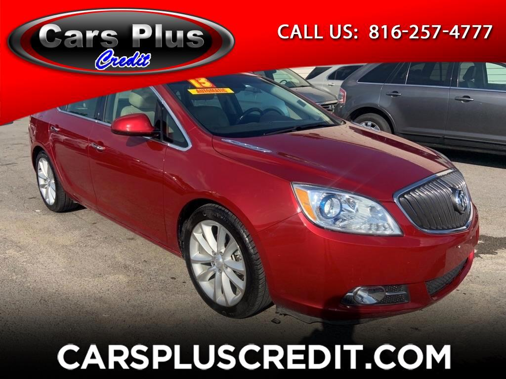 Buick Verano 4dr Sdn Leather Group 2013