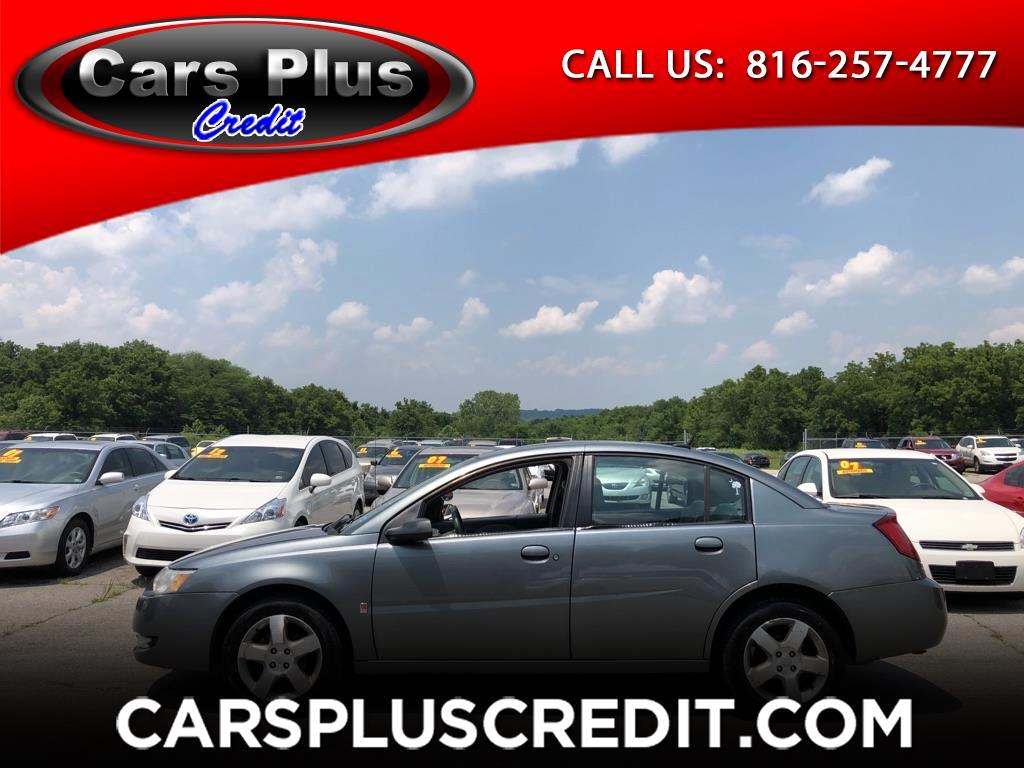 Saturn ION ION 3 4dr Sdn Auto 2006