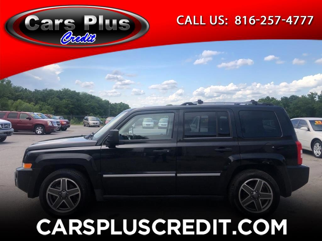 Jeep Patriot FWD 4dr Limited 2009
