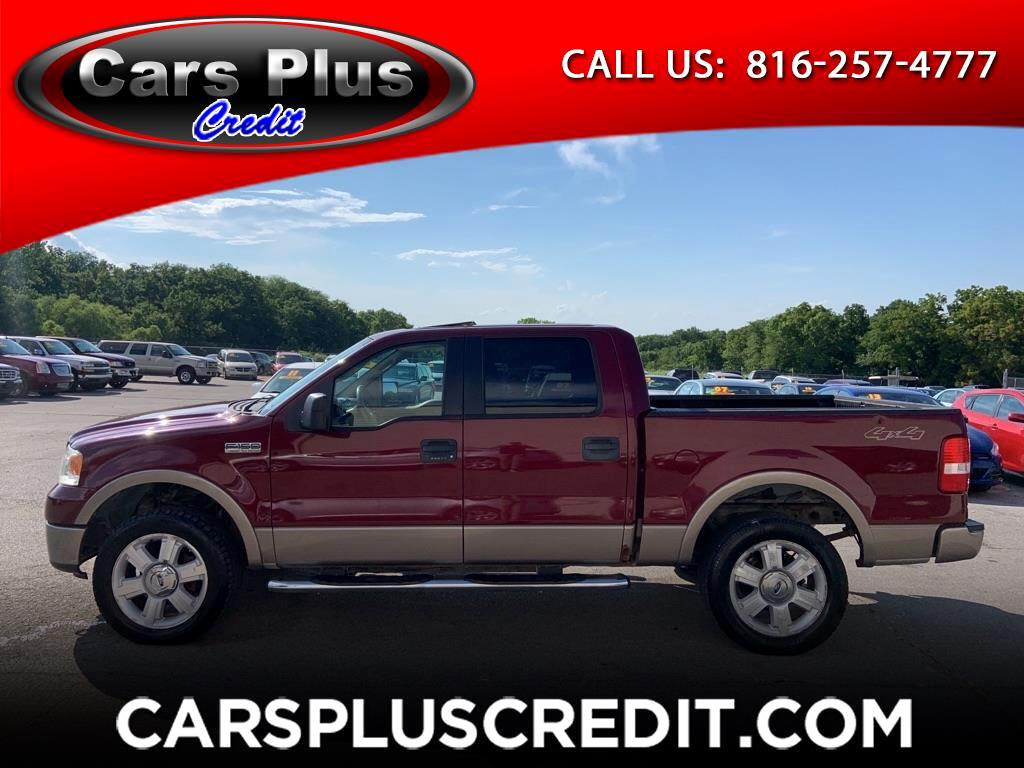 """Ford F-150 SuperCrew 139"""" King Ranch 4WD 2006"""
