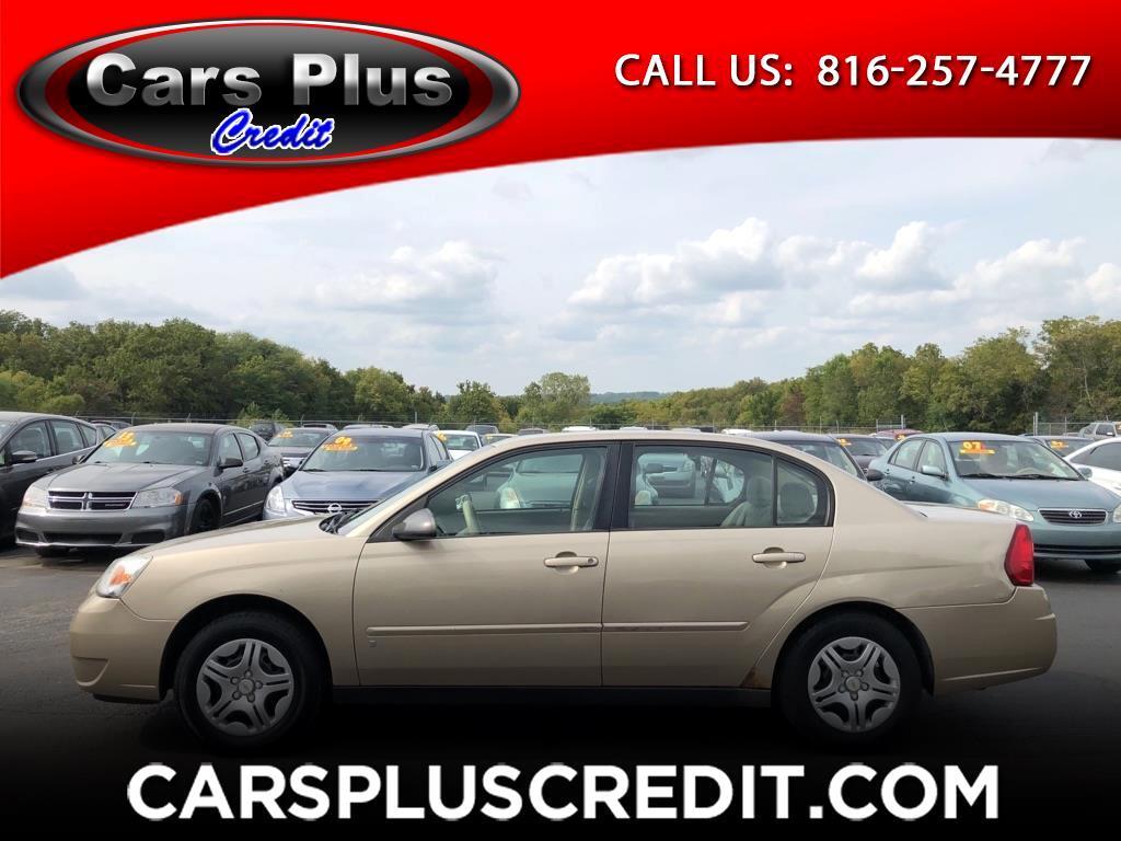 Chevrolet Malibu 4dr Sdn LS w/1FL 2007