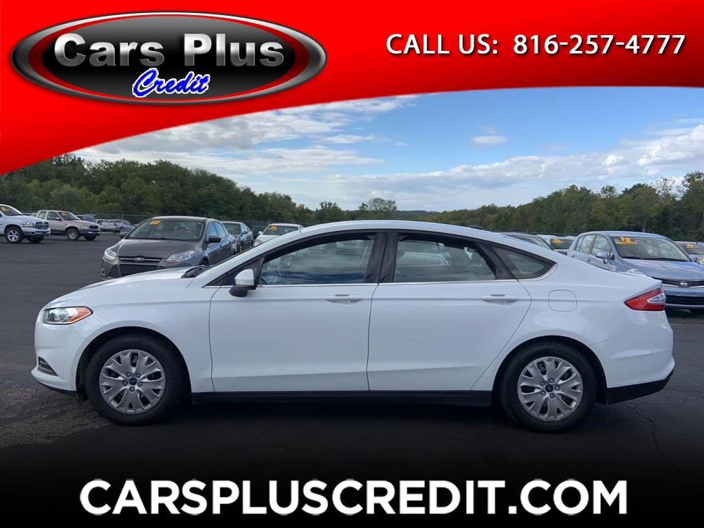 Ford Fusion 4dr Sdn S FWD 2014
