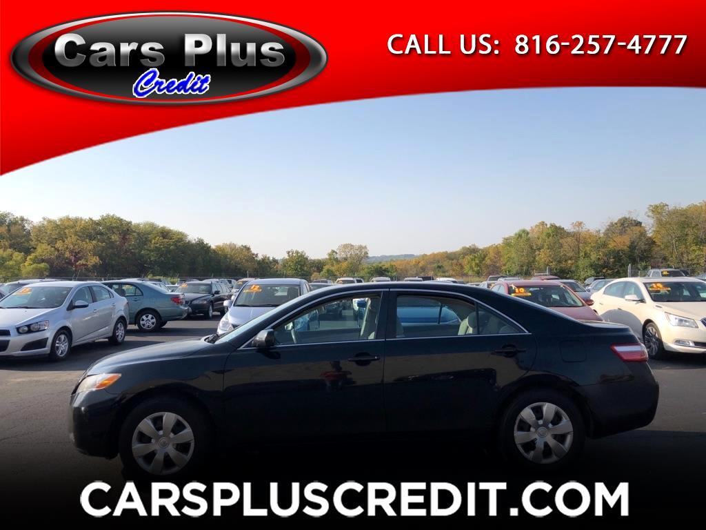 Toyota Camry 4dr Sdn I4 Auto CE (Natl) 2007