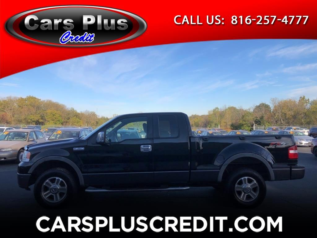"Ford F-150 Supercab Flareside 145"" XLT 4WD 2006"