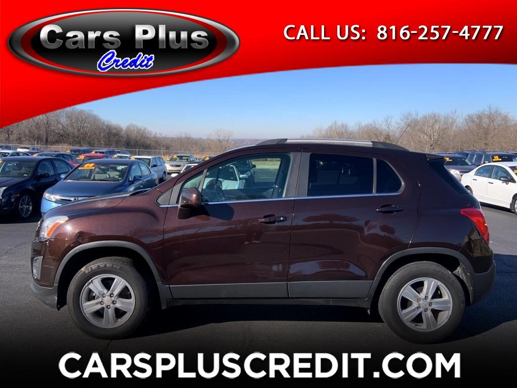 Chevrolet Trax FWD 4dr LT 2015