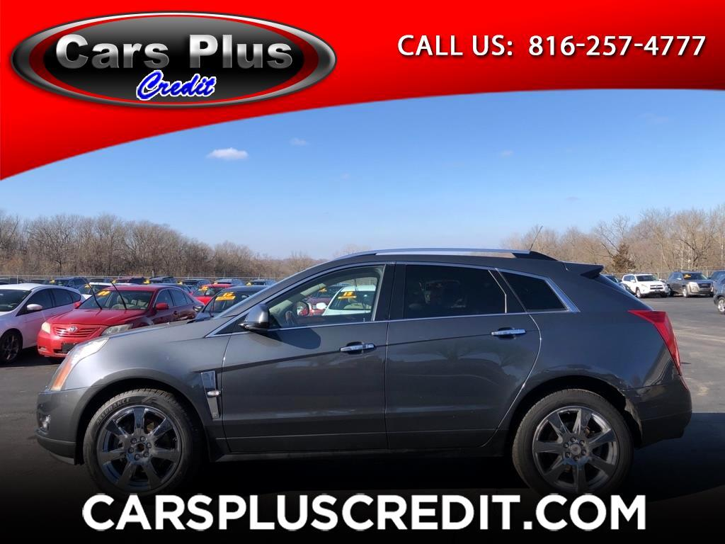 Cadillac SRX AWD 4dr Premium Collection 2010