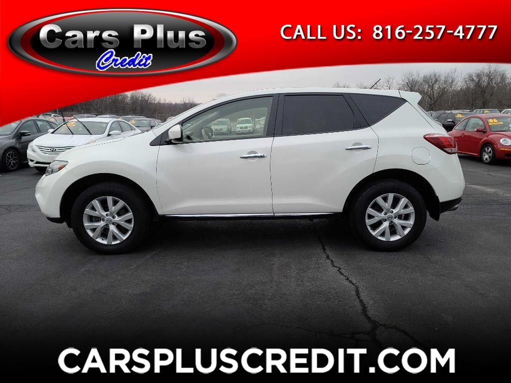 Nissan Murano 2WD 4dr S 2013