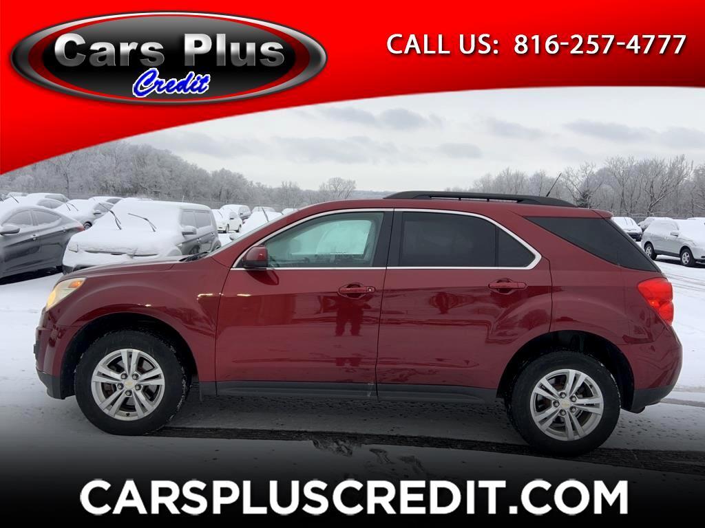 Chevrolet Equinox FWD 4dr LT w/1LT 2011