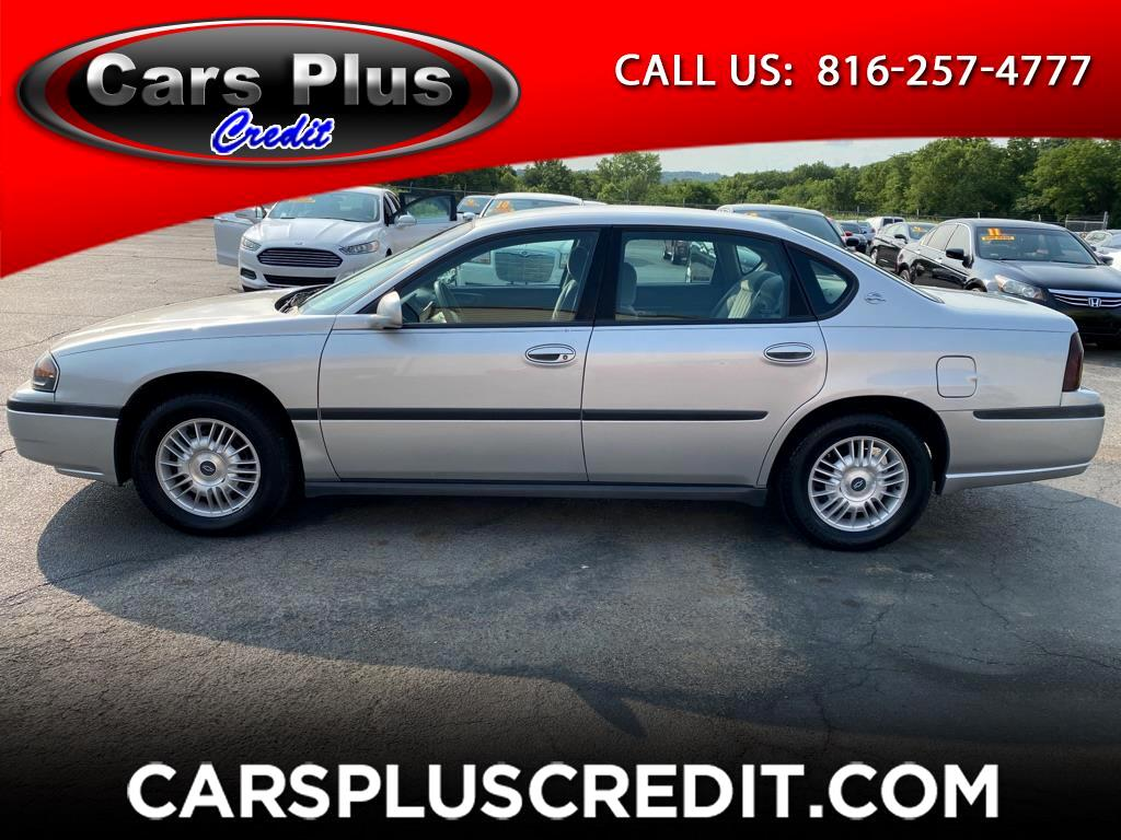 Chevrolet Impala Base 2000
