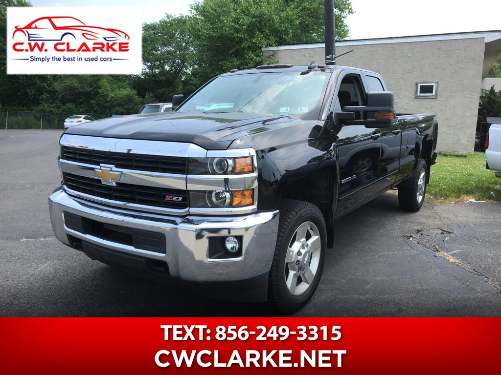 2017 Chevrolet Silverado 2500HD HEAVY DUTY LT