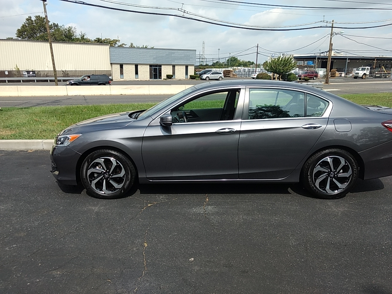2017 Honda Accord Sedan EXL