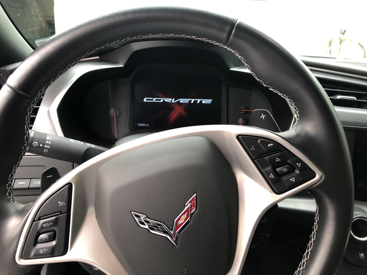 2014 Chevrolet Corvette Stingray STINGRAY