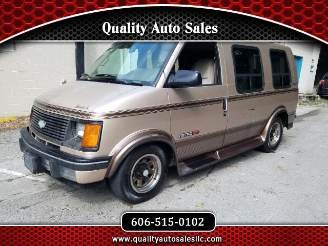 1992 Chevrolet Astro Cargo Van Ext.