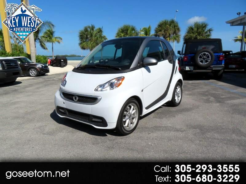 2015 smart Fortwo electric coupe